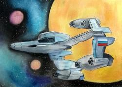 Мечта о космосе