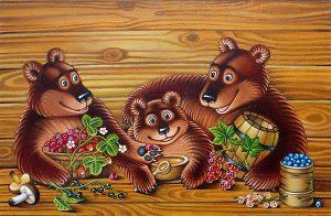 Медвежья любовь и 8-е Марта (СИ)