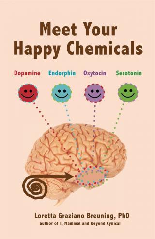 Meet Your Happy Chemicals: Dopamine, Endorphin, Oxytocin, Serotonin