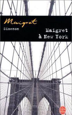 Мегрэ в Нью-Йорке