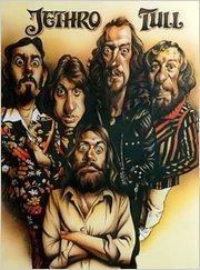 Менестрели рок-н-ролла. История группы Jethro Tull.