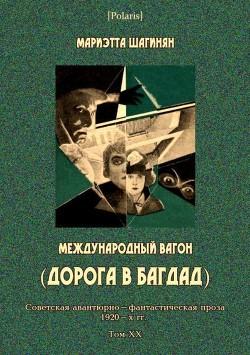 Международный вагон (Советская авантюрно-фантастическая проза 1920-х гг. Том XX)