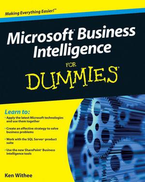 Microsoft® Business Intelligence For Dummies®
