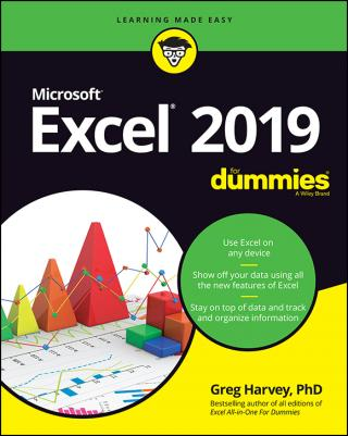 Microsoft® Excel® 2019 For Dummies®
