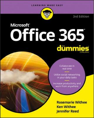 Microsoft® Office 365™ For Dummies® [3d Edition]