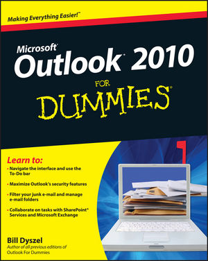 Microsoft® Outlook® 2010 For Dummies®