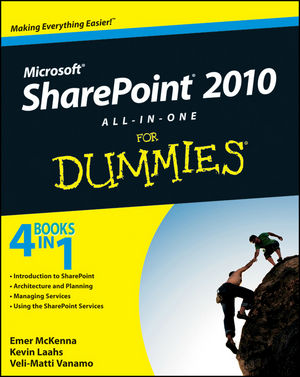 Microsoft® SharePoint® 2010 All-in-One For Dummies®