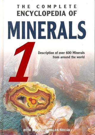 Минералы. Иллюстрированная  энциклопедия. Часть первая