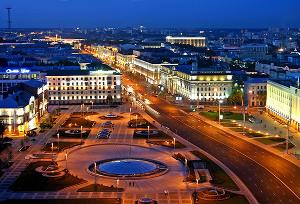 Минск - моя родина (СИ)