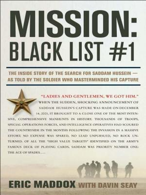 Mission: Black List #1