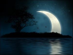 Младенец проглотивший Луну