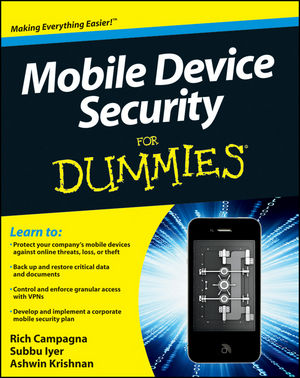 Mobile Device Security For Dummies®