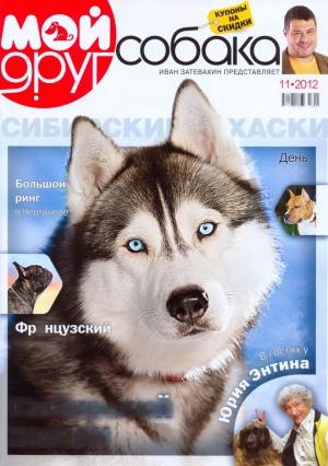 Мой друг собака №11 2012г.