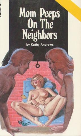 Mom peeps on the neighbors