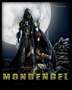 Mondengel II: Чёрный Трон (СИ)