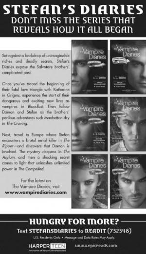 Книги дневники вампира полночь fb2