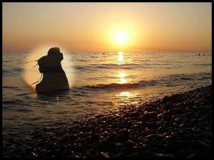 Море, солнце, пляж...                 (СИ)