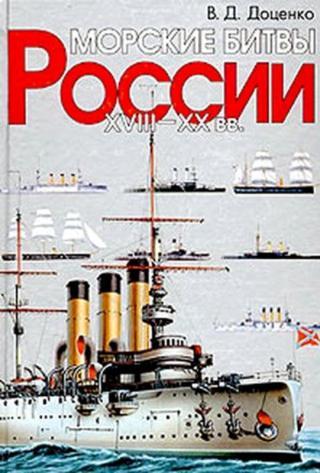 Морские битвы России. XVIII-XX вв.