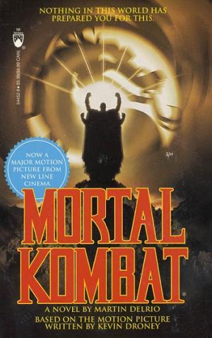 Mortal Kombat: A Novel (Movie digest version)