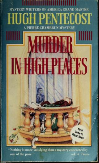 Murder in High Places