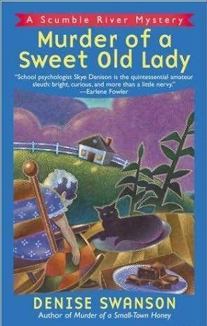 Murder of a Sweet Old Lady