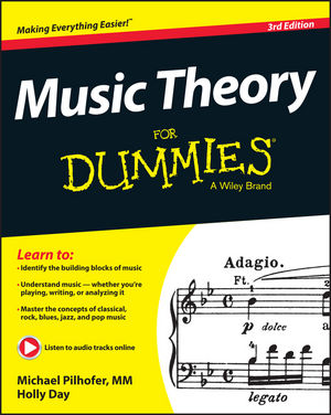 Music Theory For Dummies® [3rd Edition]