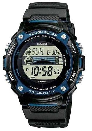 Мужские часы CASIO W-S210