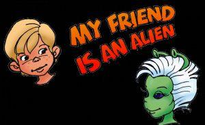 My Friend is an Alien