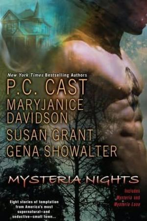 Mysteria Nights [Omnibus of novels]