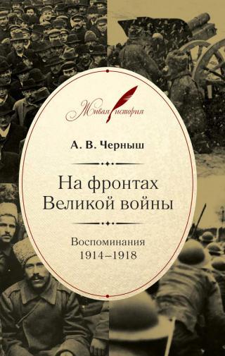 На фронтах Великой войны. Воспоминания. 1914–1918