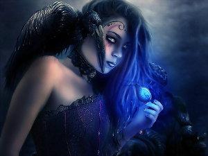 Начало приключений ведьмочки (СИ)