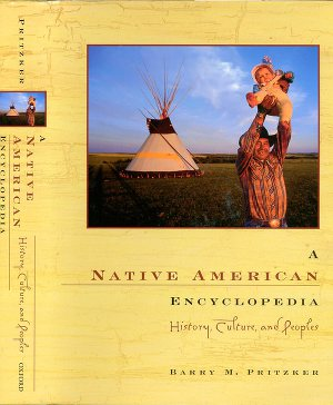 Native American Encyclopedia: History, Culture, and Peoples