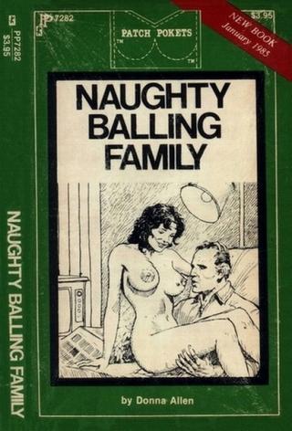 Naughty balling family