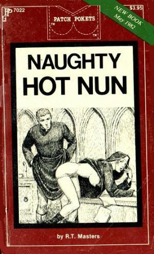Naughty hot nun