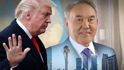 Назарбаев, Трамп или пиндосы в Тюмени и на Ямале (СИ)
