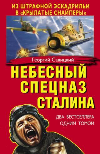 Небесный спецназ Сталина [Из штрафной эскадрильи в «крылатые снайперы» (сборник)]