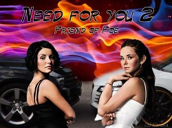 Need for You 2: Friend or Foe (СИ)