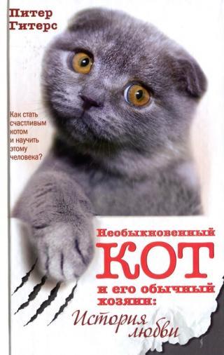 Необыкновенный кот и его обычный хозяин. История любви