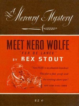 Nero Wolfe 01 - Fer-de-Lance