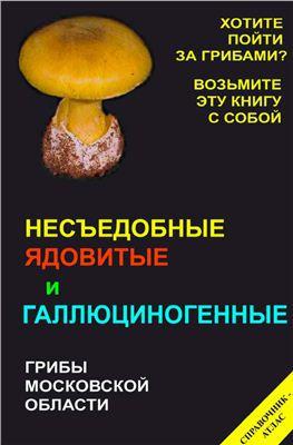Несъедобные, ядовитые и галлюциногенные грибы Московской области