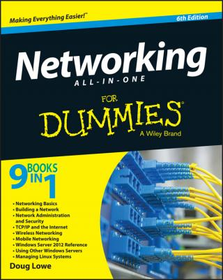 Networking All-in-One For Dummies® [6th Edition]