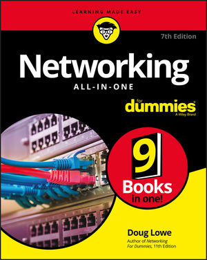 Networking All-in-One For Dummies® [7th Edition]