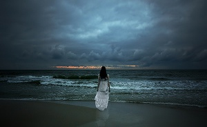 Невеста для морского духа             (СИ)