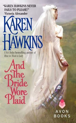 Невеста в «шотландке»