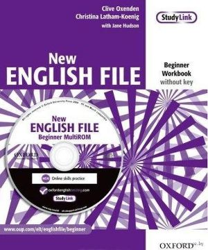 New English File. Beginner. Work Book