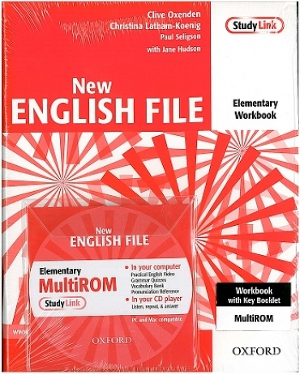 New English File. Elementary. Work Book