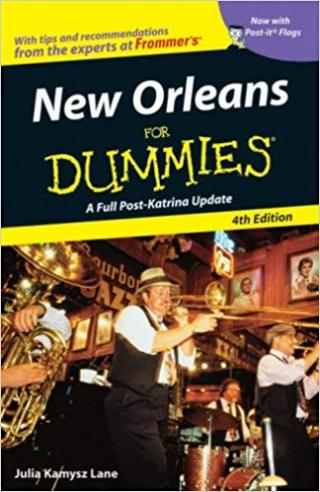 New Orleans For Dummies® [4th Edition]