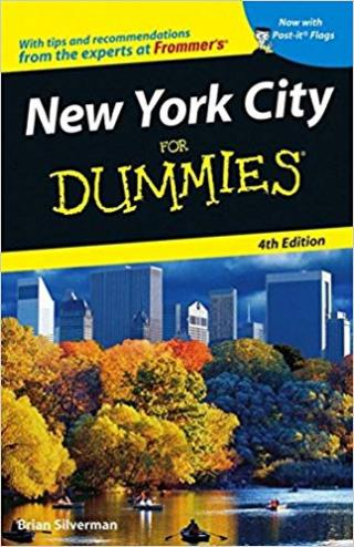 New York City For Dummies® [4th Edition]