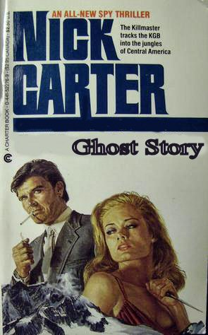 Nick Carter's Ghost Story