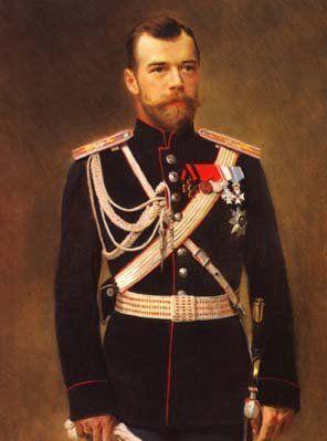 Николай II в секретной переписке